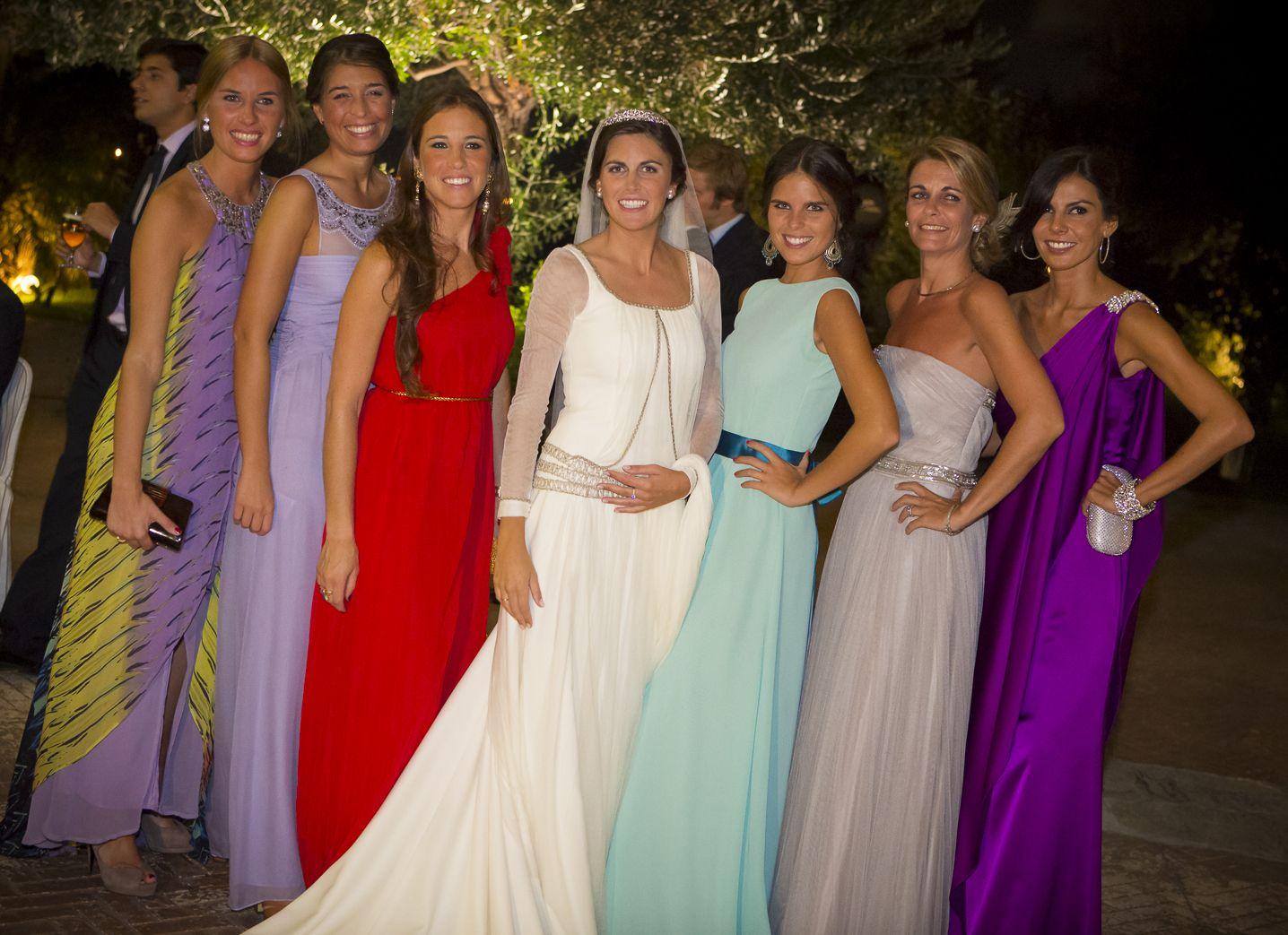Vestido boda invitada cadiz