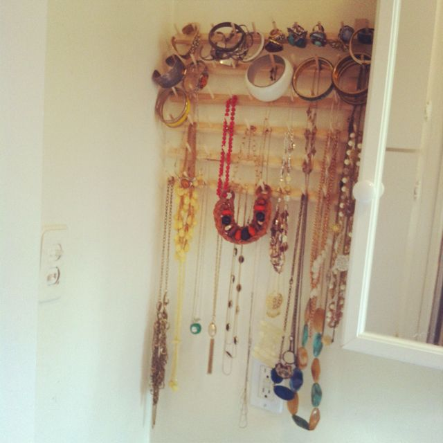 I finally found the perfect jewelry organizer Use a June Tailor
