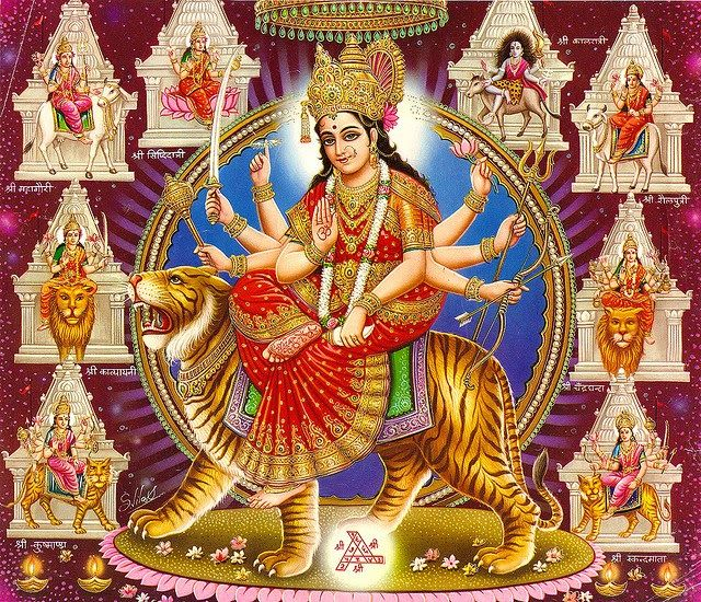dr puneet agrawal's world of Jokes: चैत्र नवरात्रि / Chaitra Navratri ............