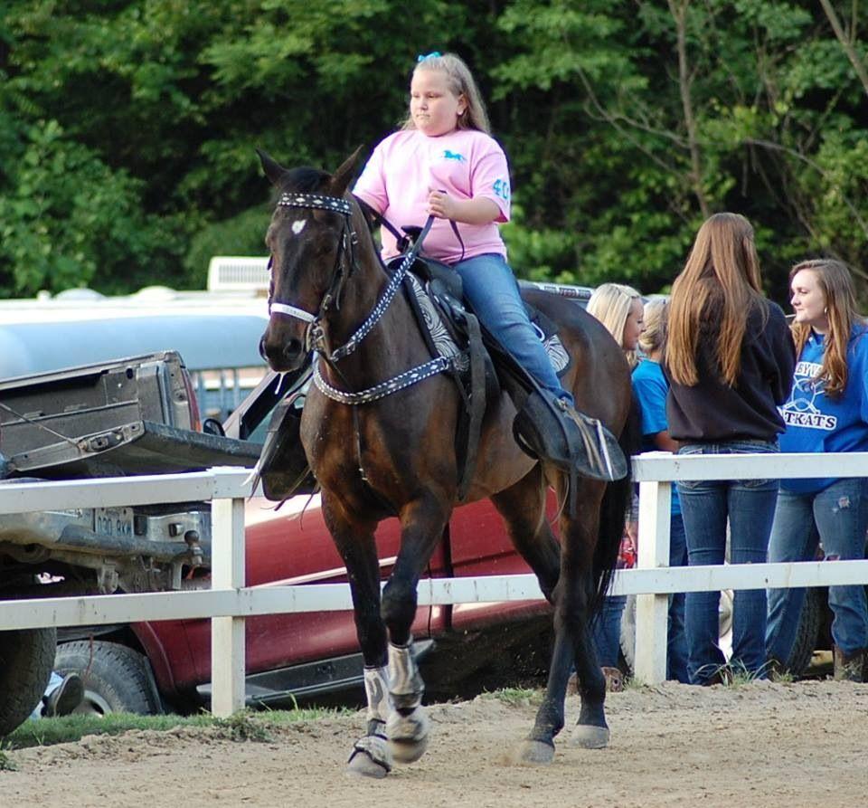 My baby girl riding Mopar !!!