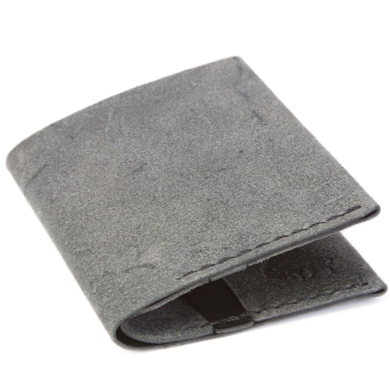 Bison Made Suede Wallet