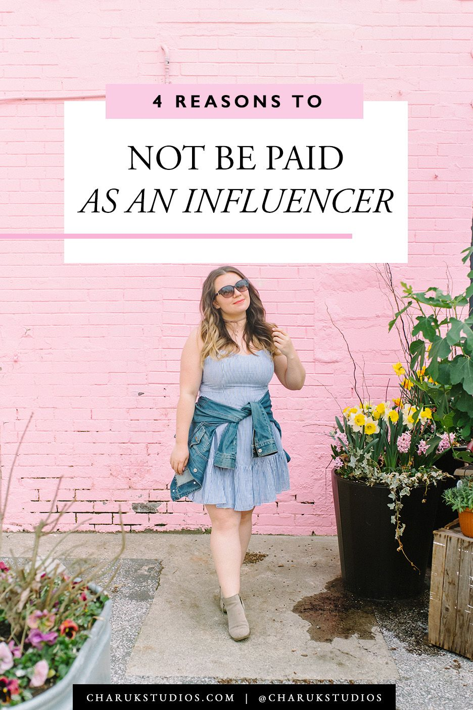 4 Reasons To Not Be Paid As An Influencer (With images