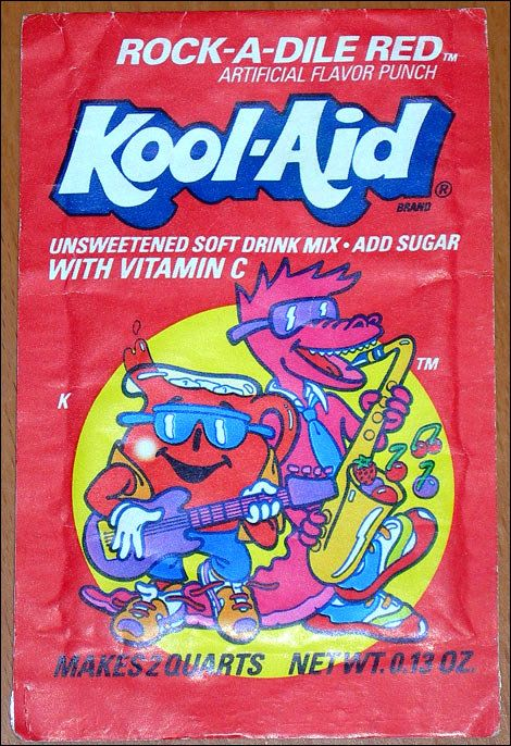 Whatever Happened To Photo Rock A Dile Red Kool Aid Kool Aid Flavors Kool Aid Grape Kool Aid
