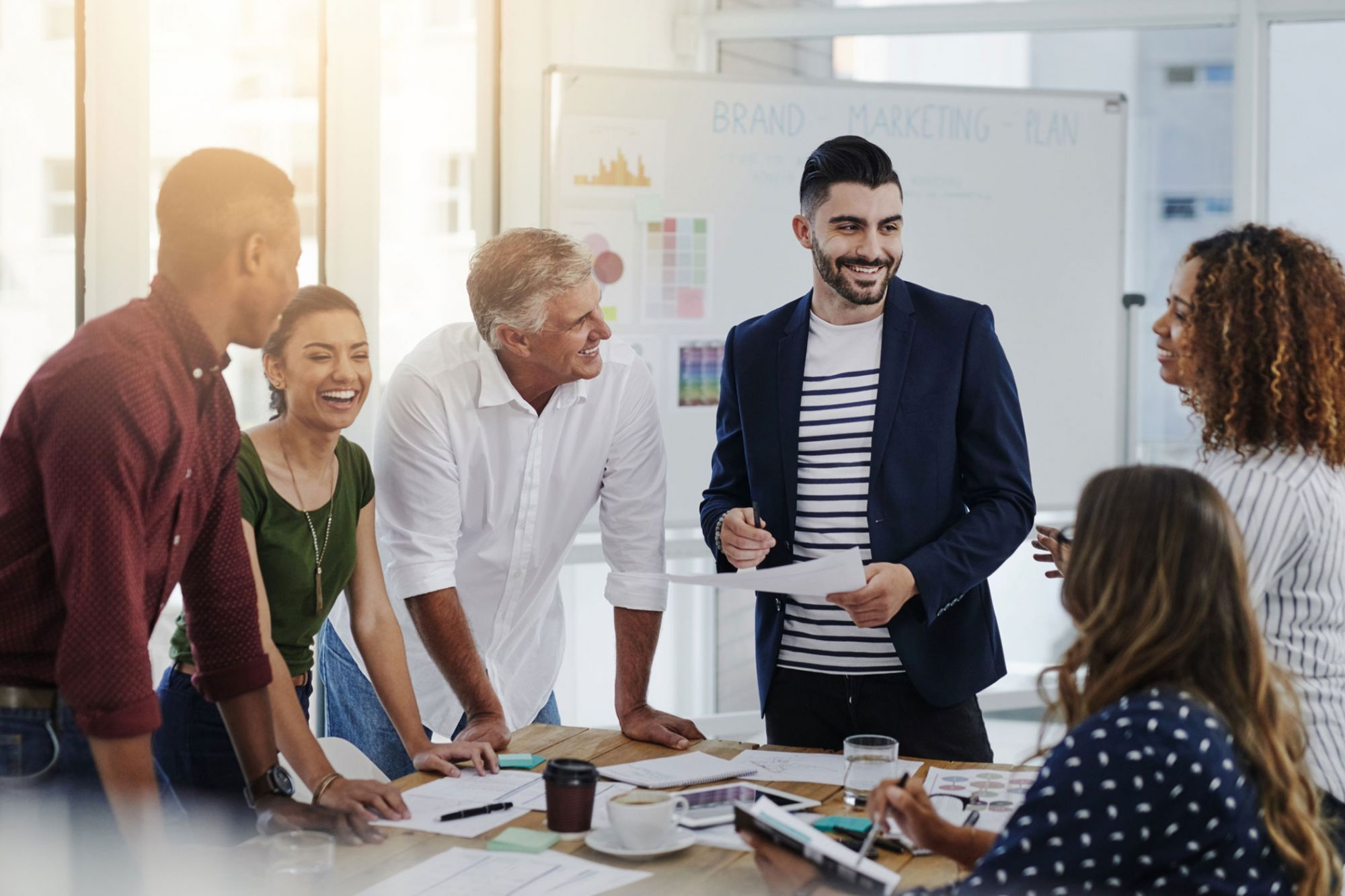 Check Out the Top Company Cultures of 2018 (Infographic