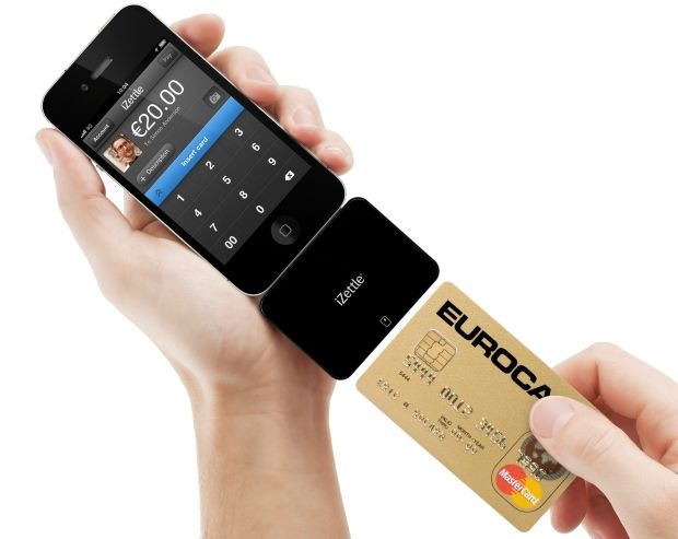 Is izettle and square just the beginning in the digitization of explore credit card readers and more reheart Gallery