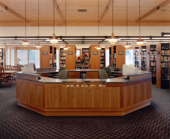 Library Design Ociates Inc Furniture
