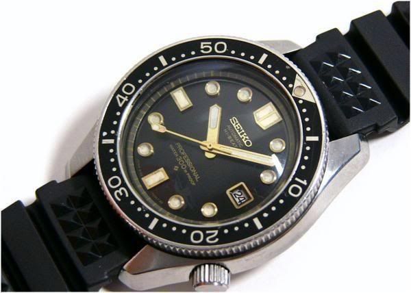 What's your favorite Vintage Seiko diver?