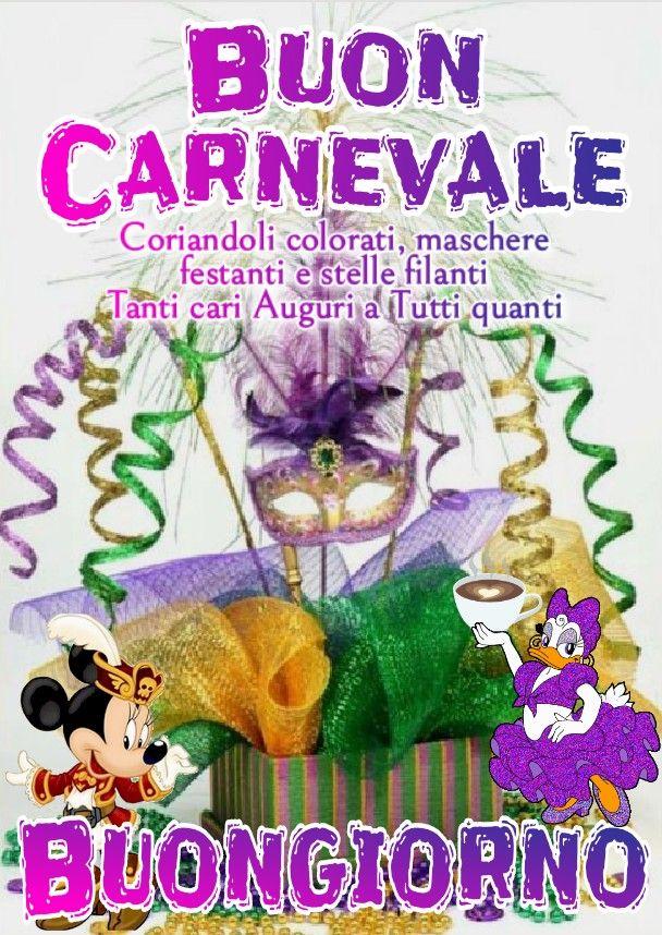 Pin Di Saino Adriana Su Buongiorno Nel 2020 Carnevale