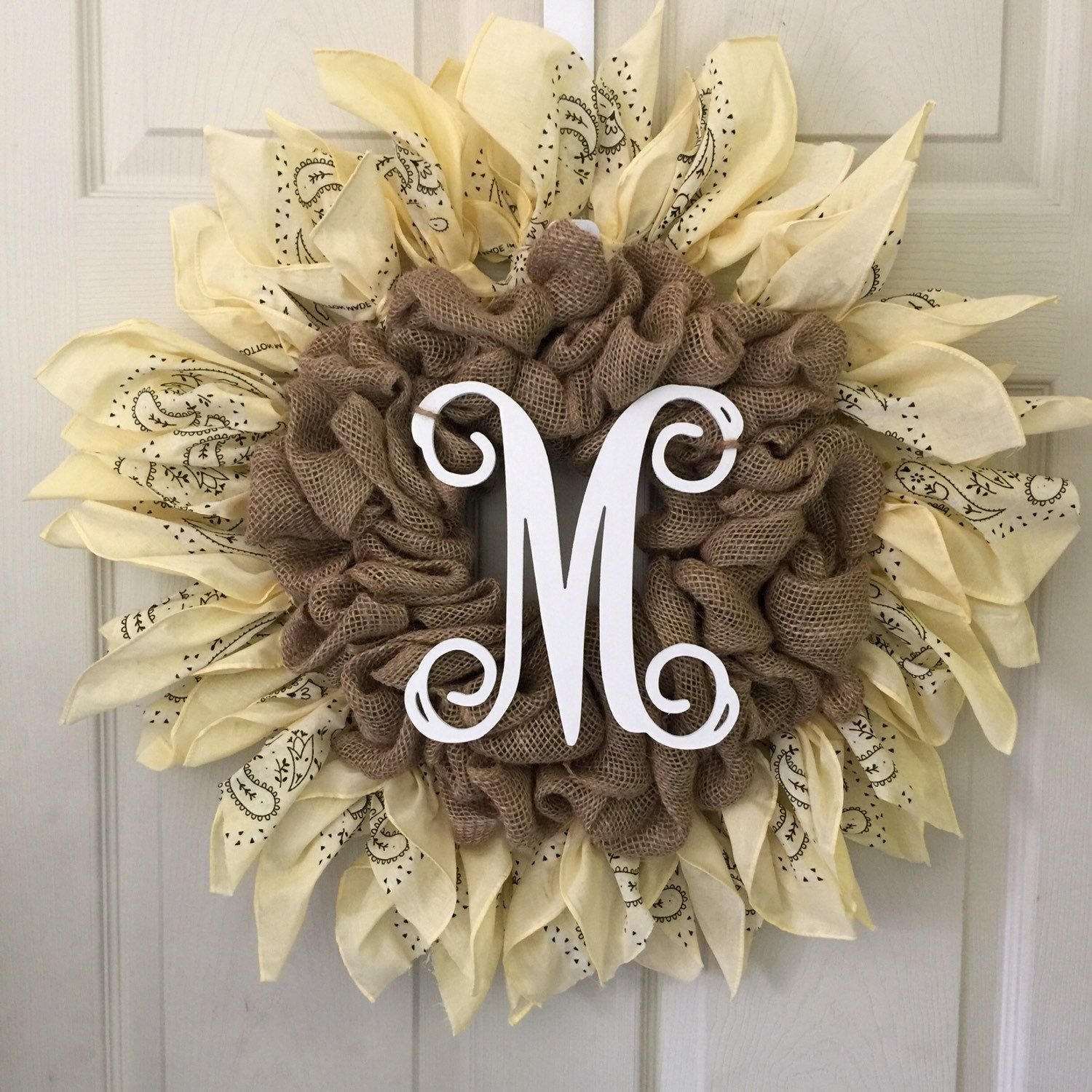 Wreaths Crafts Check Out Our Newest Design Bandanas Around A