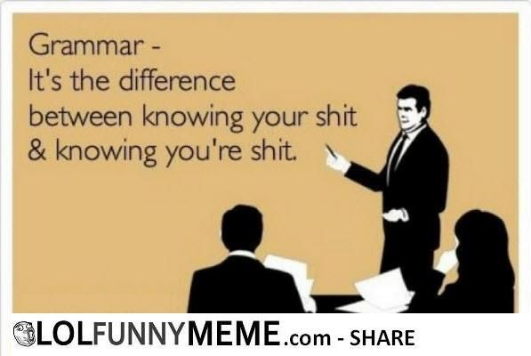 funny  ecards | LOL Funny Meme | What a Big Difference