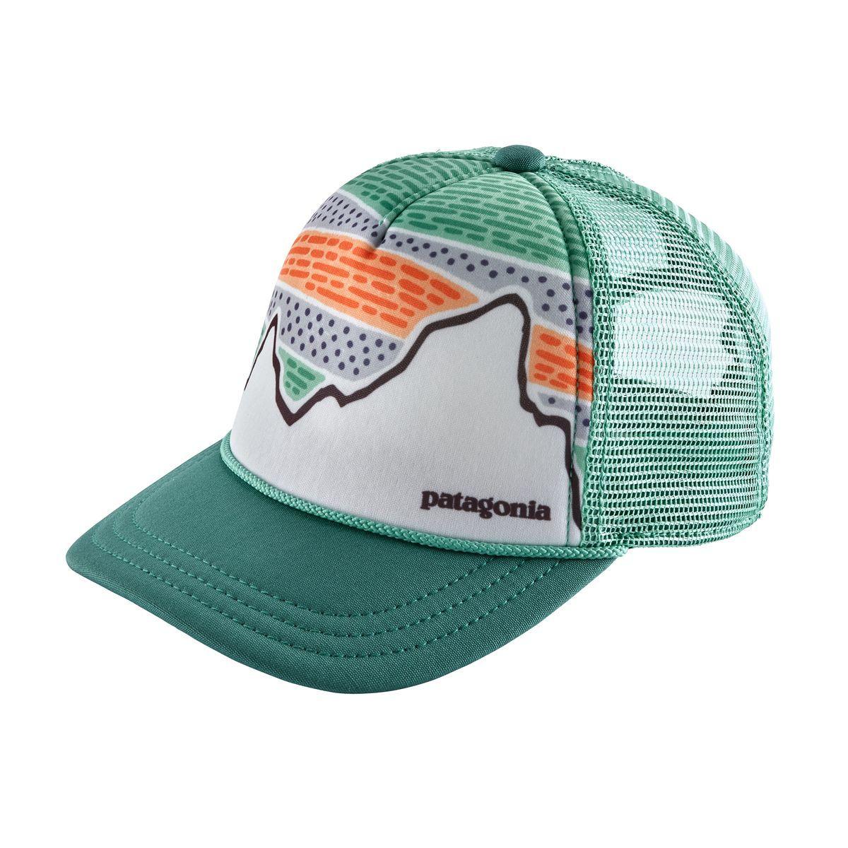 Kids Interstate Hat Patagonia Kids Hats Patagonia