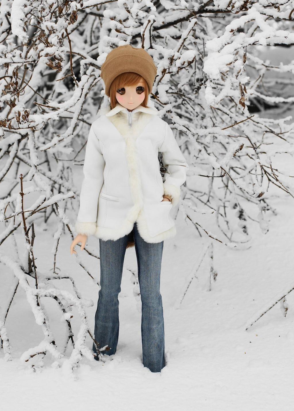 Mirai Suenaga Smart Doll by blackmercury_v