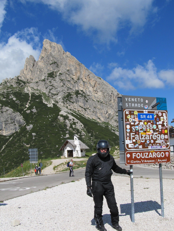 Passo Falzarego (BL) mt. 2.105 Coordinate: 46.518815,12.008963