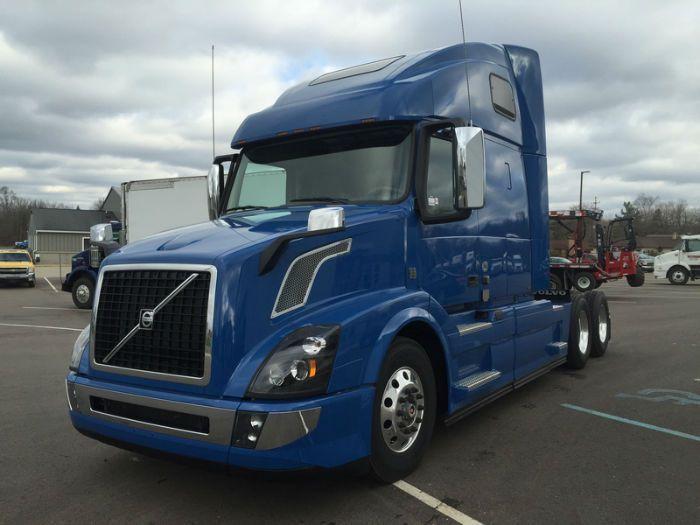 Pin On Volvo Vnl Trucks