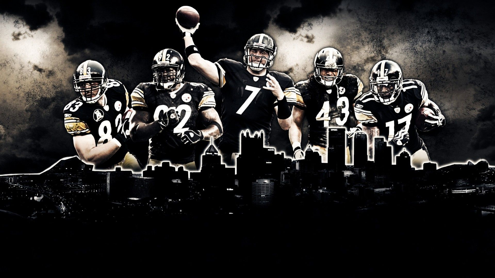 Nfl Wallpapers Nfl Football Wallpaper Pittsburgh Steelers Wallpaper Football Wallpaper