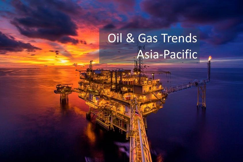 Oil&Gas Middle East - Arabian Oil And Gas - Magazine cover