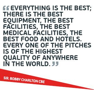 association Football Pitch Quotes | Virtual Tour: Inside St.George's Park