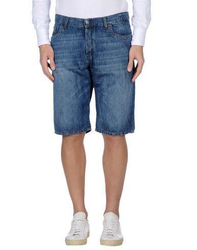 BIKKEMBERGS Denim Shorts. #bikkembergs #cloth #top #pant #coat #jacket #short #beachwear