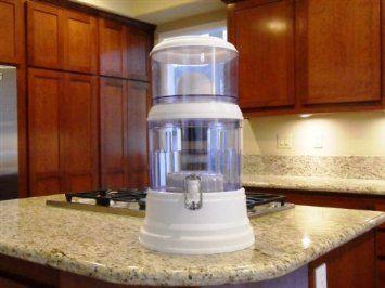 Online 4 Gallon Countertop Water Filter
