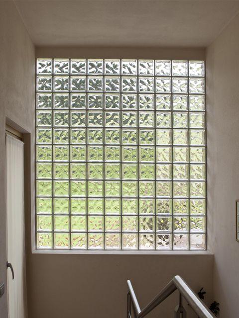 Maydibloc bloques de vidrio de maydisa inspiraci n - Pared de bloques de vidrio ...