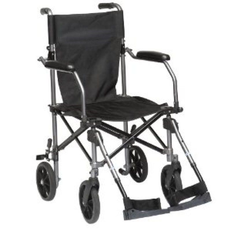 Drive Enigma Travelite Aluminium Transport Wheelchair Wheel Chair Wheelchairs Transit
