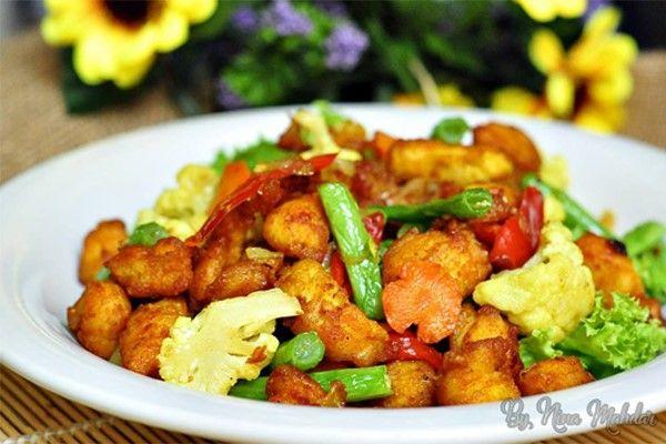 Resepi Ayam Goreng Kunyit Paling Senang Tapi Bertambah Nasi Ayam Goreng Kunyit Makanan