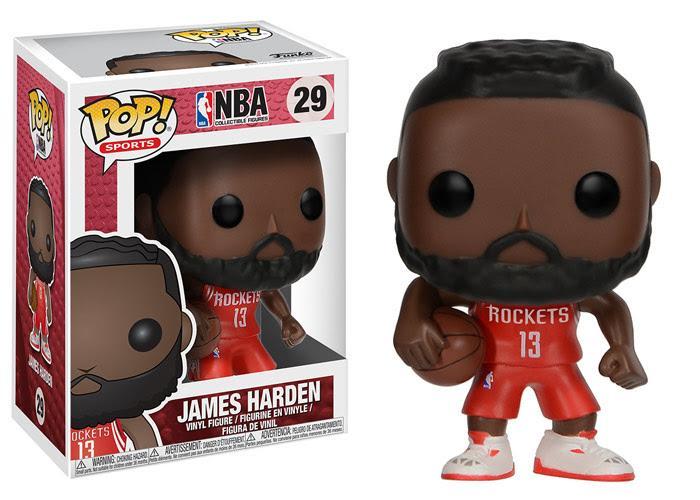 0e207f532d19 Funko Sports Pop! - NBA - James Harden - Pre-Order