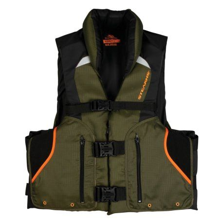 Stearns Pfd Adult Competitor Series Ripstop Nylon Vest Small SKU: 2000013794, Green