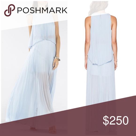 Bcbg Maxazria Light Blue Dress