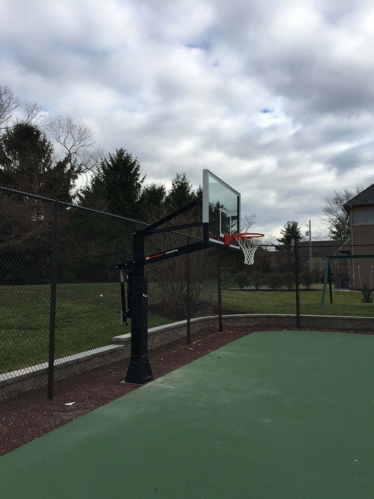 simply the best the proview series of basketball hoops sets
