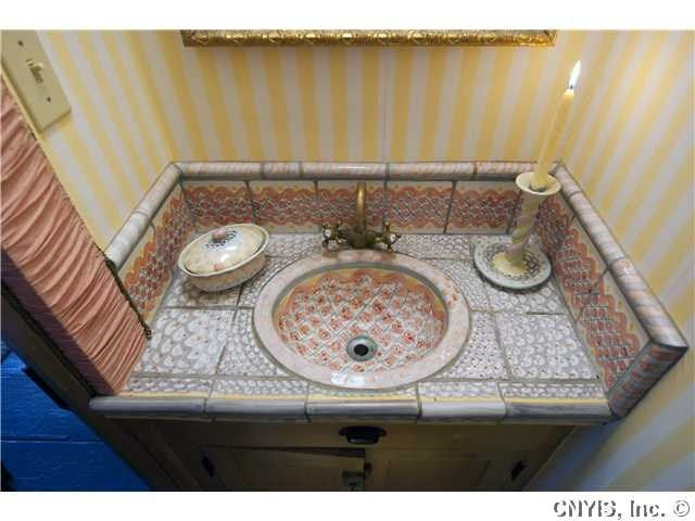 Quirky Bathroom Sinks mosaic sink for a quirky bathroom | bathrooms | pinterest | quirky
