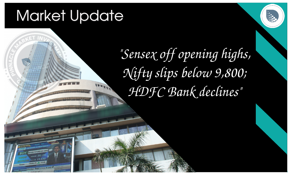 S&P BSE Sensex is trading at 31,360 up 101 points, while
