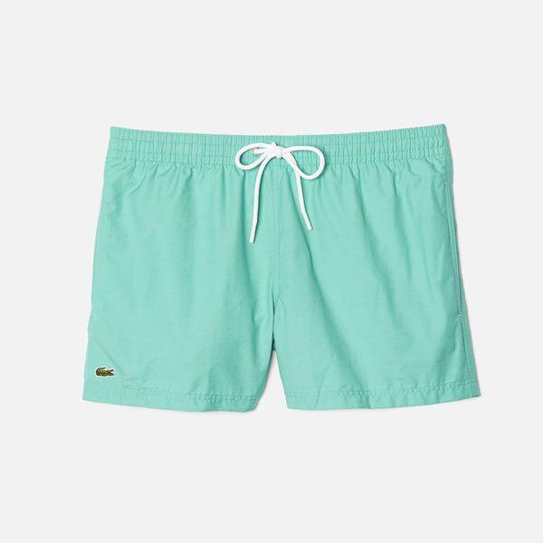7473ce5f8c Lacoste - 25 maillots de bain homme pour l'été Short De Plage, Maillot