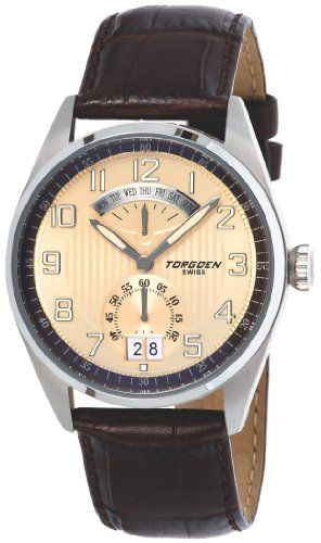 49ad4ec7c46 Torgoen Swiss Men s T29102 T29 Retro-Grade Aviation Watch Price  £515.94