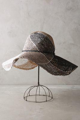 Anthropologie Mitzi Sun Hat #anthrofave