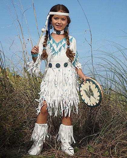 native american girl costumes   Home native american princess girls costume