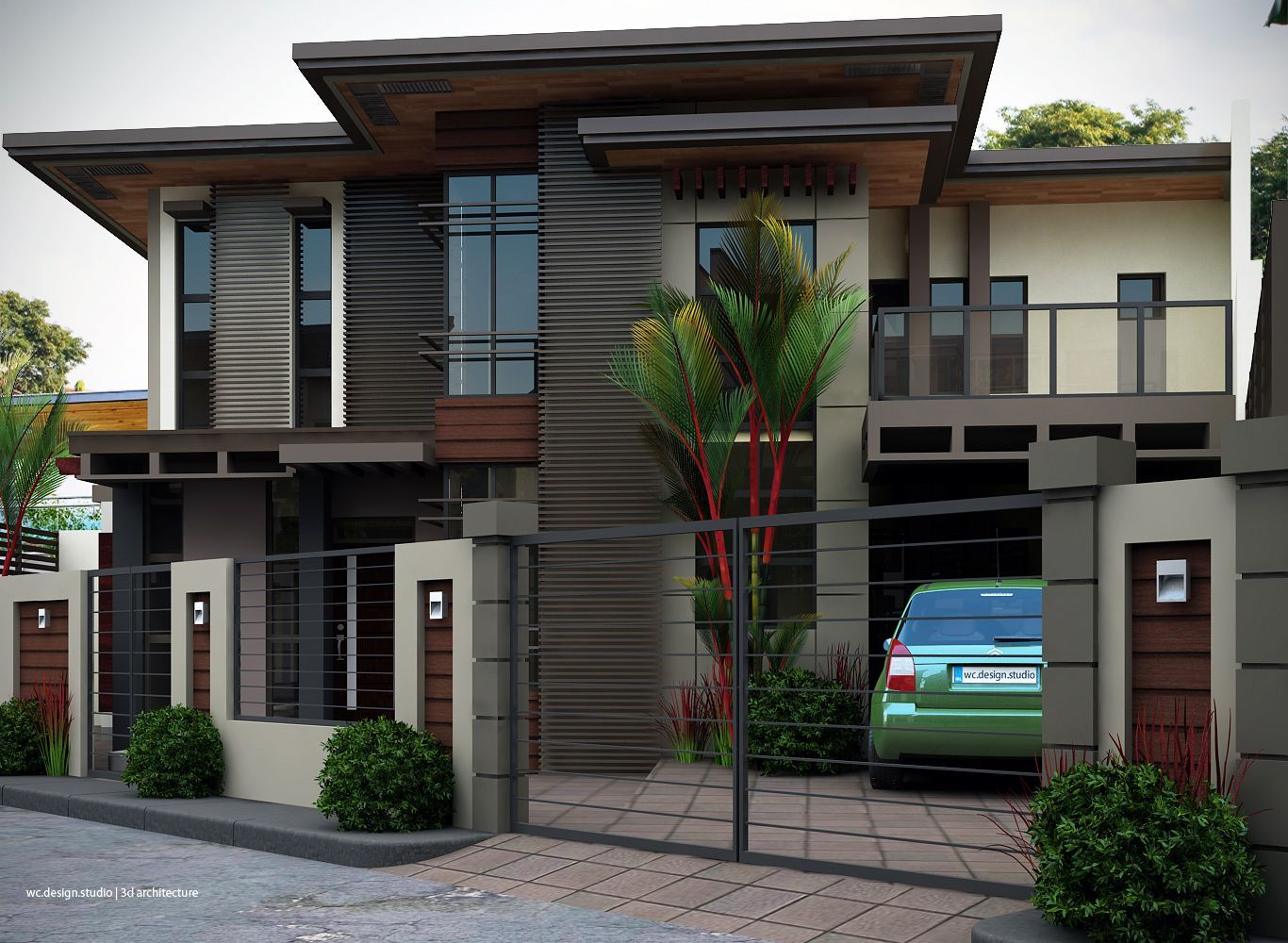 Modern house designs outside in modern home interior design