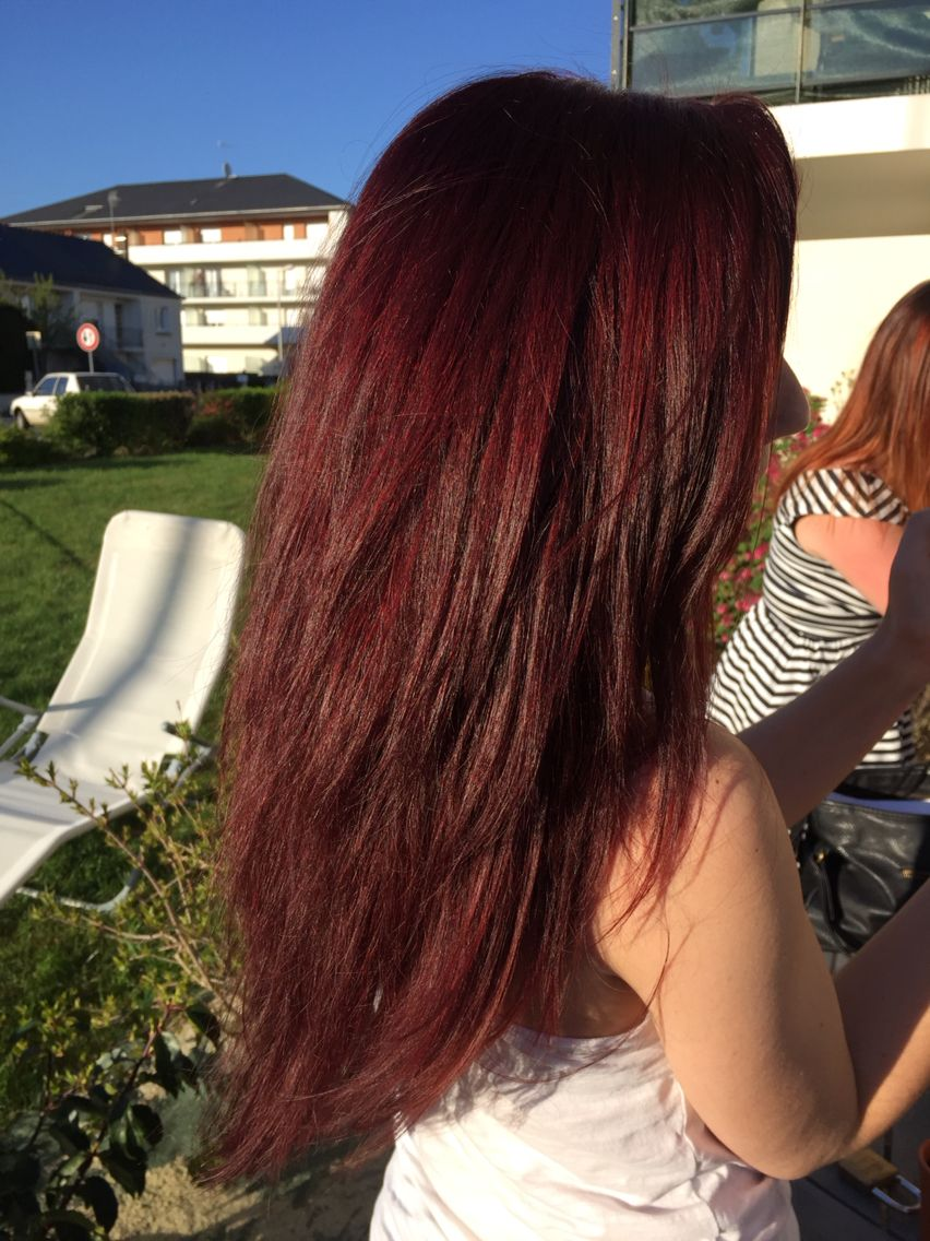 1000 Images About Acajou On Pinterest My Hair Auburn Hair And