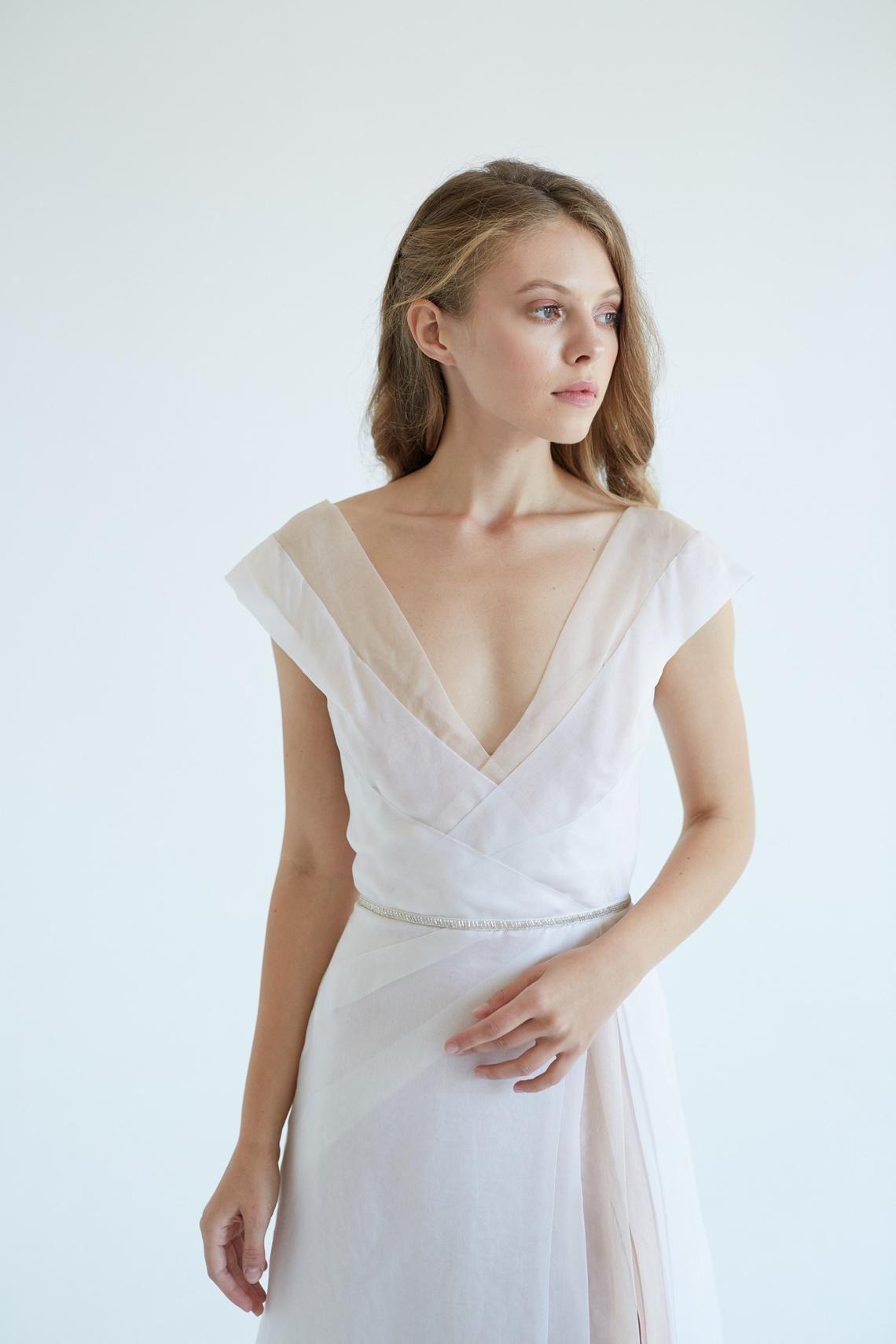 32++ White pure silk wedding dress ideas in 2021