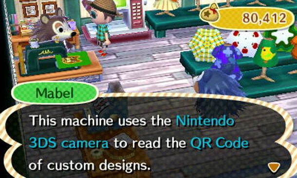 How To Unlock And Use Qr Codes In Animal Crossing New Leaf