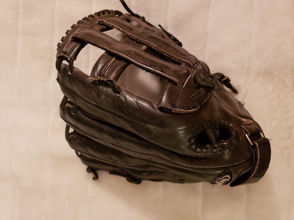Kelley Baseball Glove Cs353 Right Handed Black Kelley Baseball Black