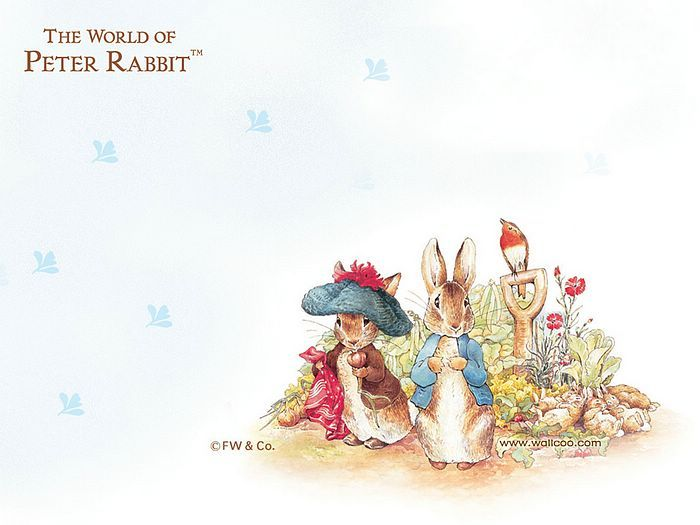 Pin by anabella lochmann on my collections in 2019 - Peter rabbit movie wallpaper ...