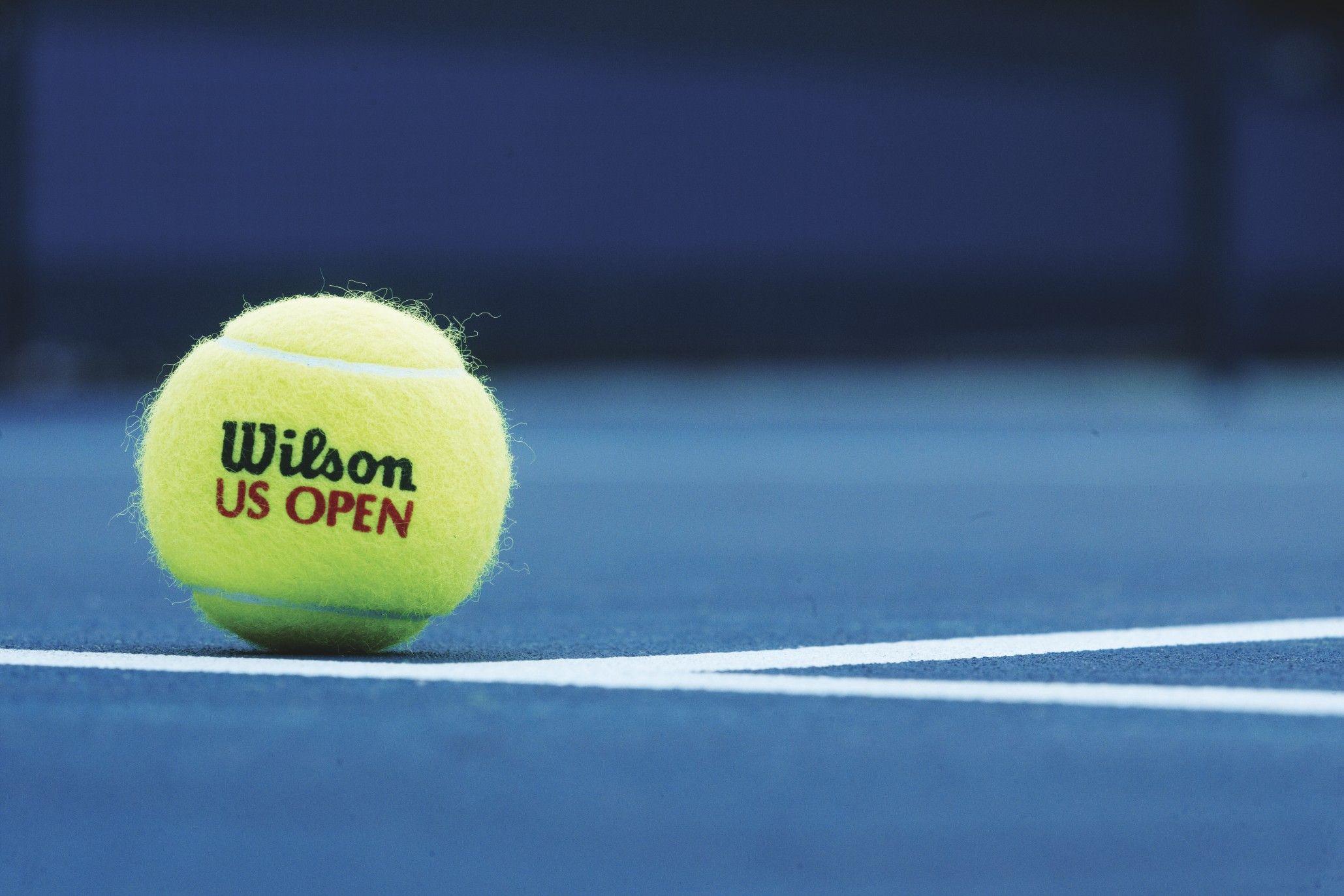 Wilson US Open Tennis Balls Tennis balls, Tennis, Tennis