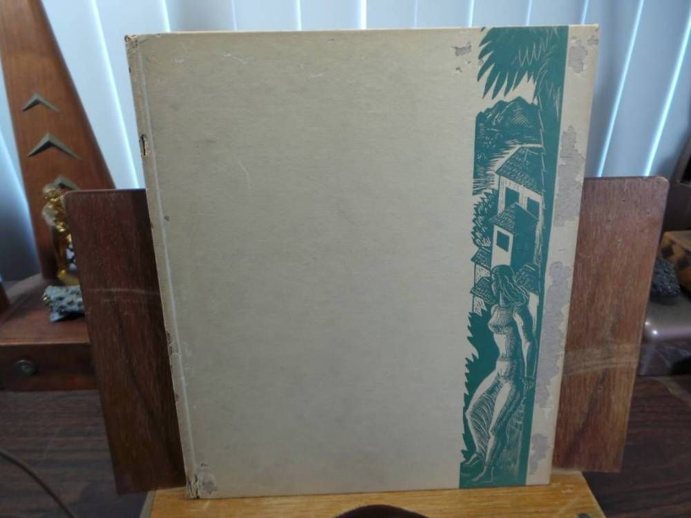 1946 SCRIPPS COLLEGE Claremont California Original YEARBOOK