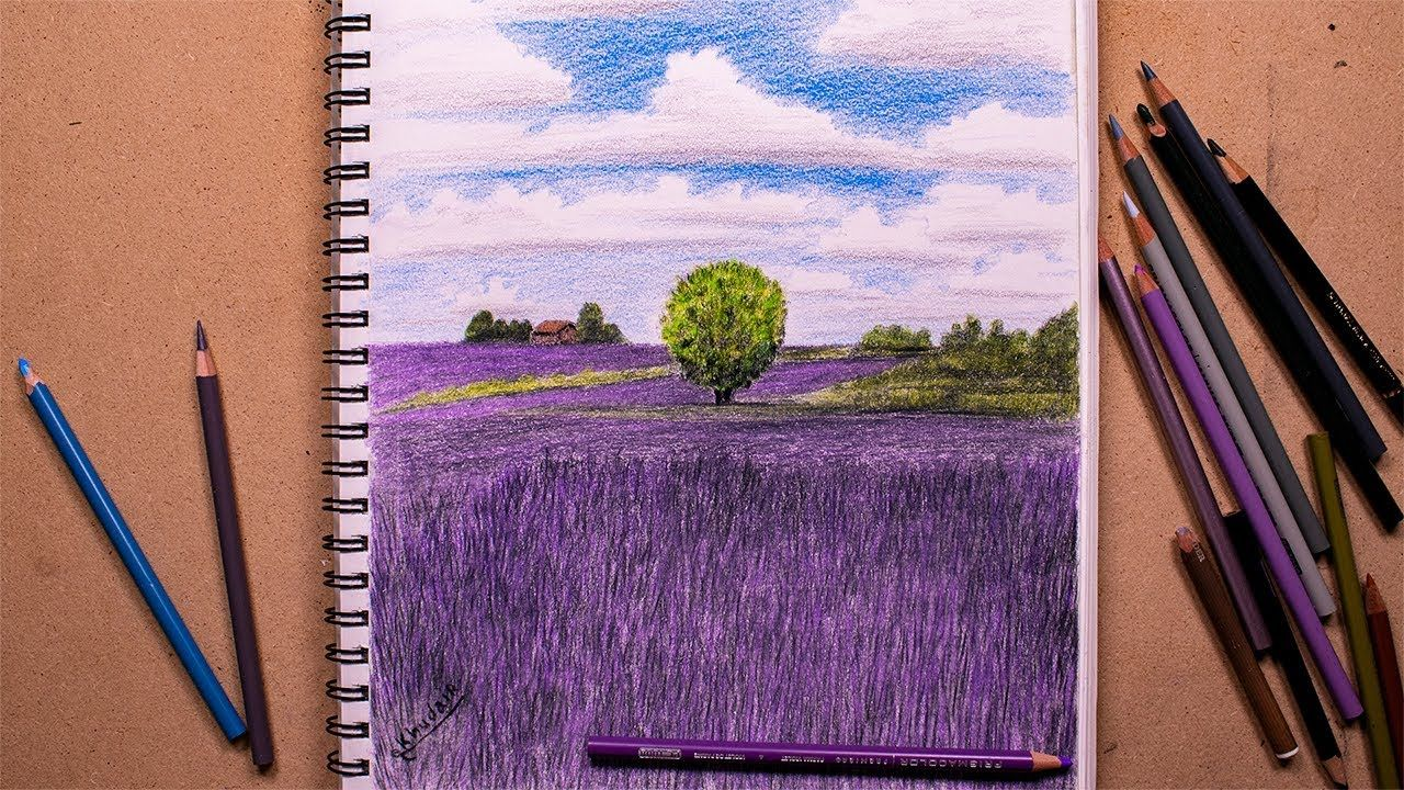 How To Draw A Landscape How To Draw Clouds Cloud Drawing Drawings Landscape