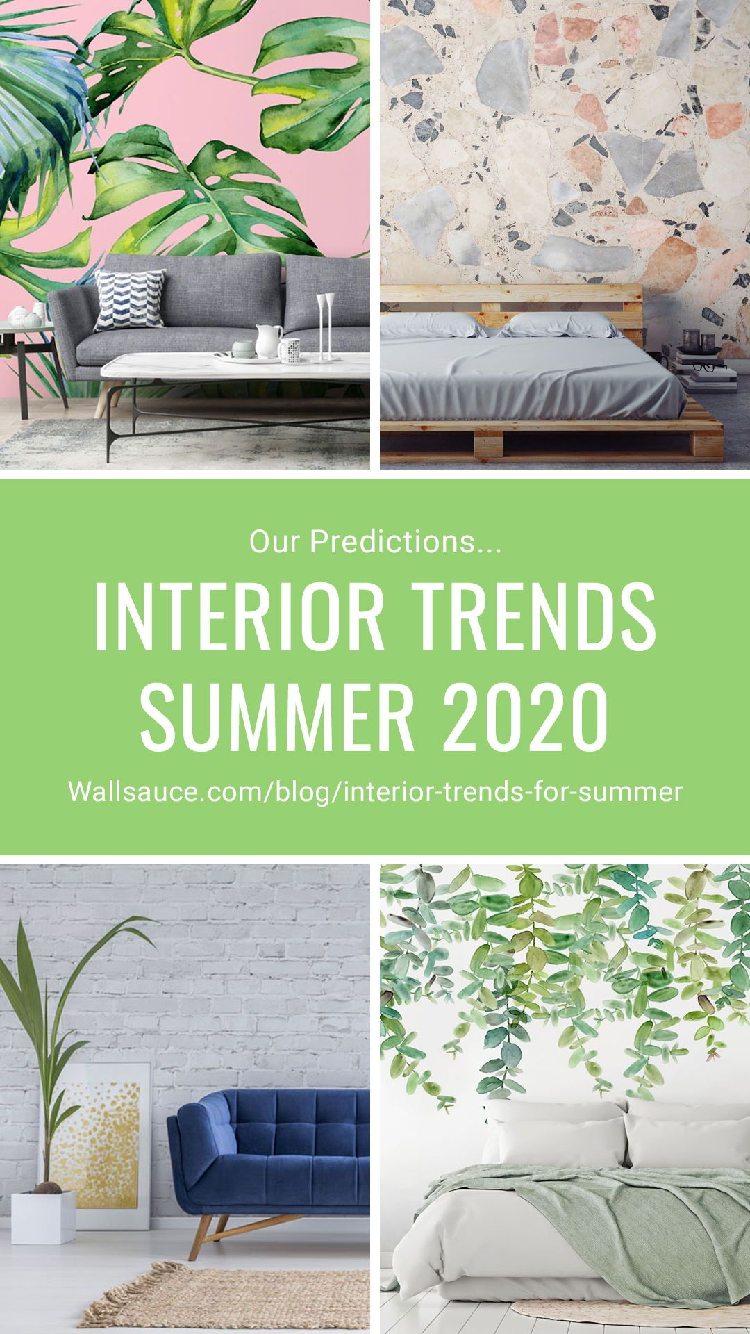 Top Interior Trends For Summer Vibes In The Home In 2020