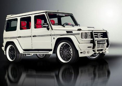 Mercedes Box Suv >> Hamann S 441kw Box On Wheels Wheels24 My Favorite Board