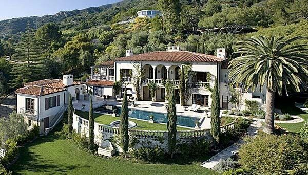 AL Gore Mansion | Mansions, Celebrity houses, House