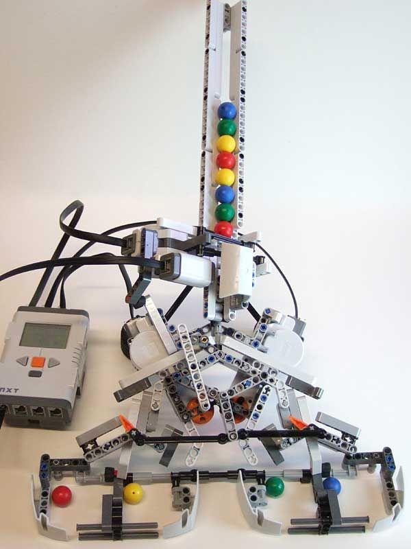 My Lego Mindstorms NXT 2.0 Scorpion | Lego mindstorms
