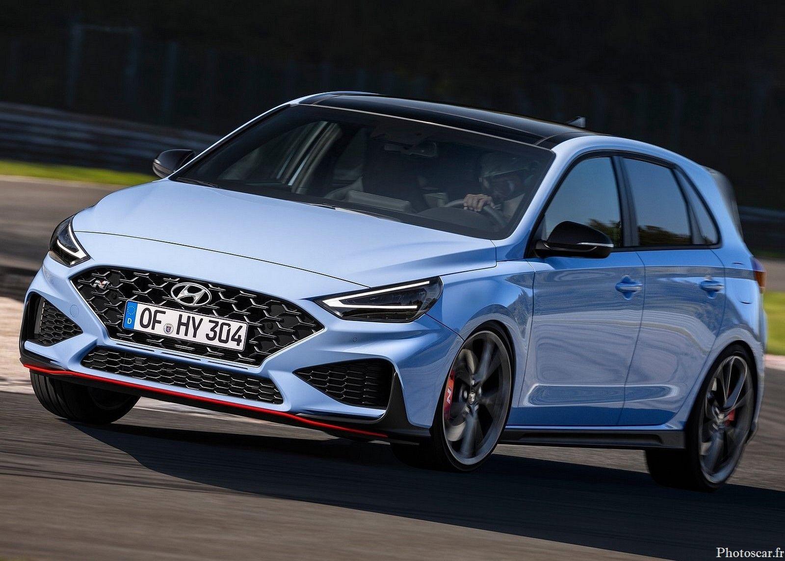Hyundai i30 N 2021 Une nouvelle génération de la